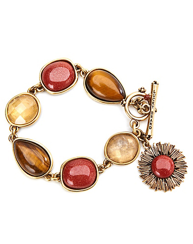 Set Stone Toggle Bracelet*