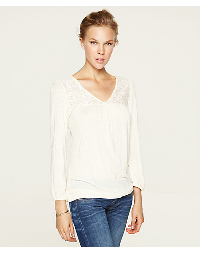 Solid Cecilia Top