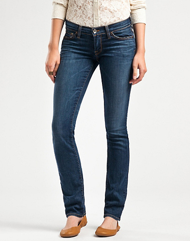Southside Zoe Straight Jeans*