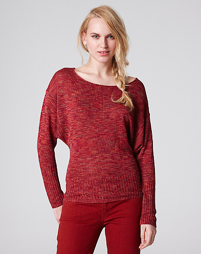 Sparrow Space Dye Pullover
