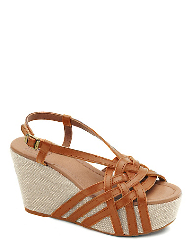 Stacey Sandal Wedges*