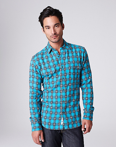 Stanton Dobby Workwear Shirt