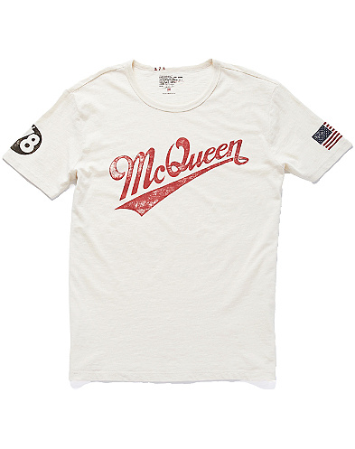 Steve McQueen T-Shirt