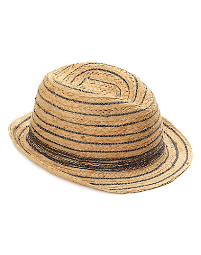 Straw Fedora*