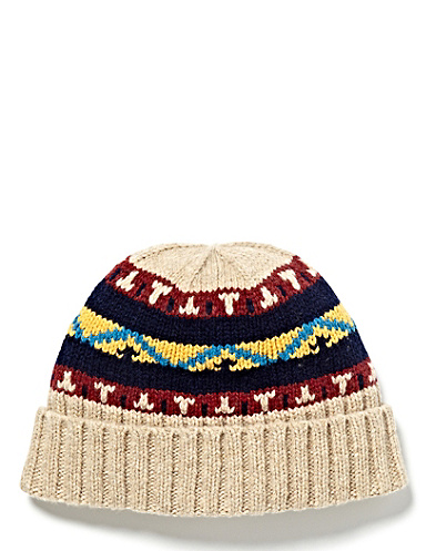 Stripe Beanie