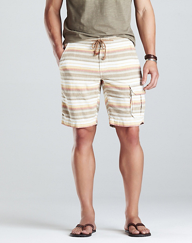 Striped Echo Park Short*