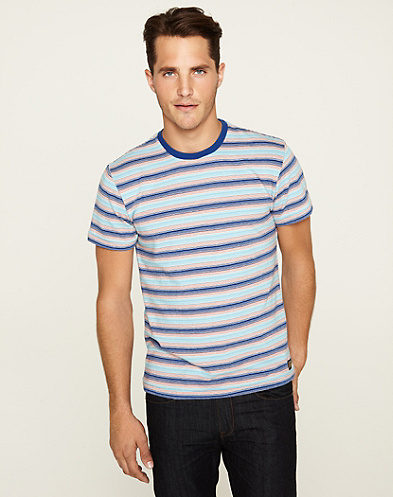 Striped Ringer T-Shirt*