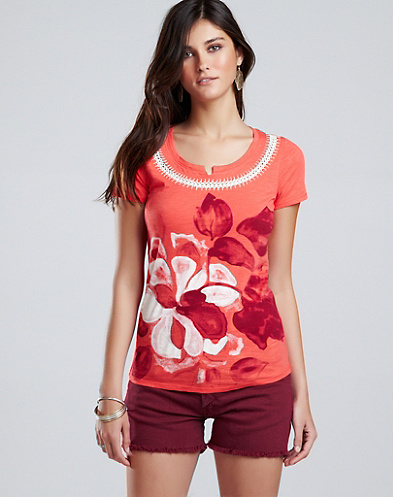Summer Blossom T-Shirt*