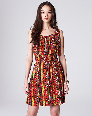 Summer Nights Jordana Dress*