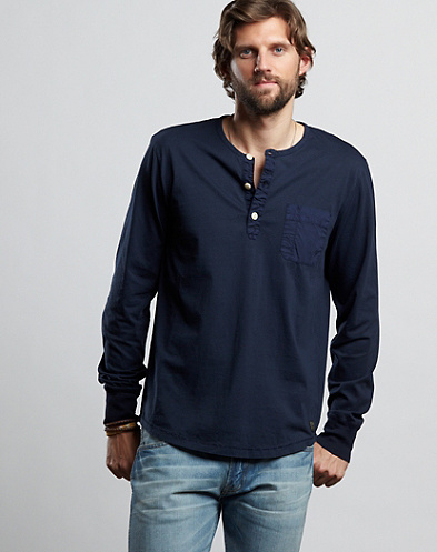 Summer Weight Henley