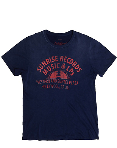 Sunrise Records T-Shirt