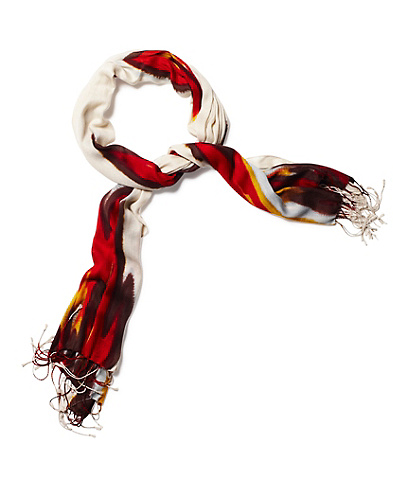 Sunset Blur Scarf*