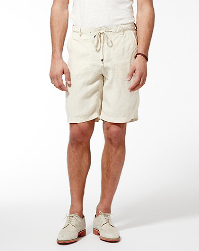 Sunset Linen Shorts