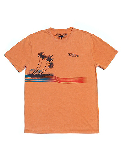 Surf Burnout T-Shirt*