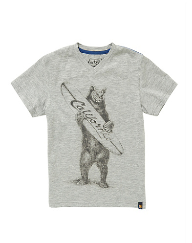 Surfer Bear T-Shirt