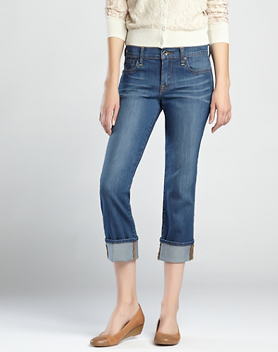 Sweet N Low Capri Jeans*