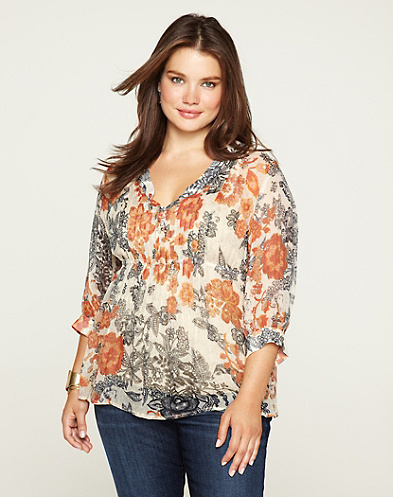 Talitha Floral Blouse
