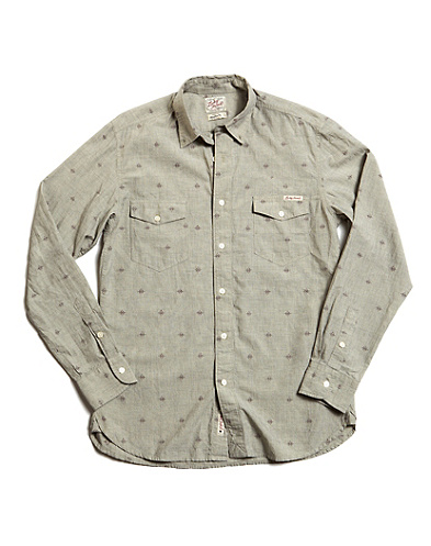 Tennesse Ridge One-Pocket Shirt*