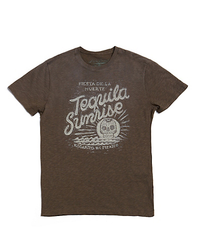 Tequila Sunrise T-Shirt*