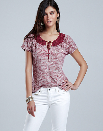 Thalia Feather Top*