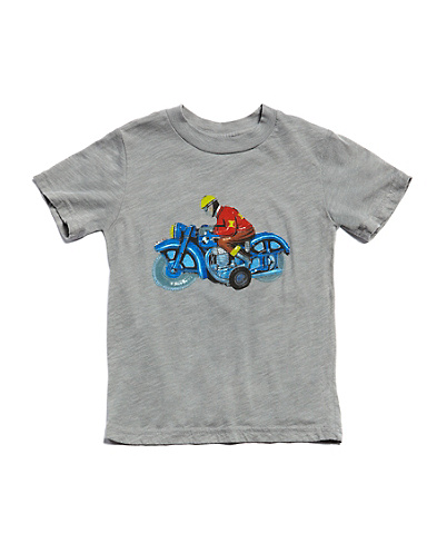 Tin Motorcycle T-shirt*