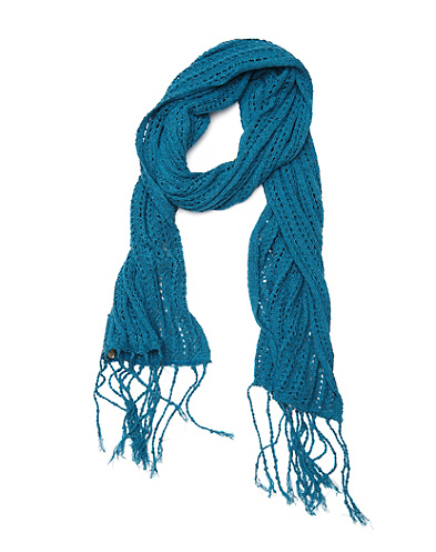 Tina Lightweight Crochet Scarf*