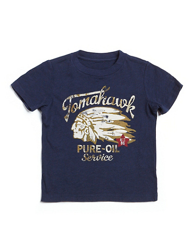 Tomahawk Guitar T-Shirt