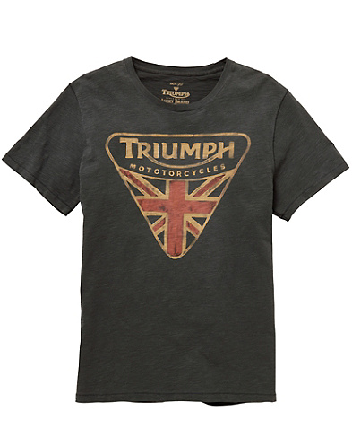 Triumph Badge T-Shirt