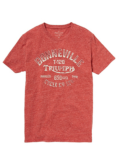 Triumph Bonneville 650 T-Shirt