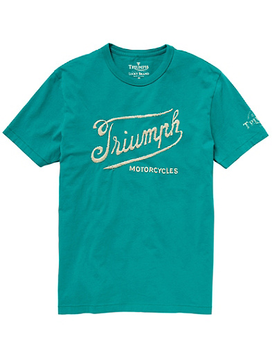 Triumph Handstitch T-Shirt