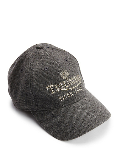 Triumph Wool Baseball Cap
