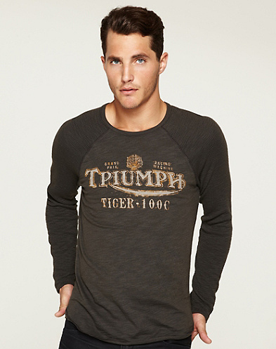 Triumph World's Fastest Long-Sleeve T-Shirt