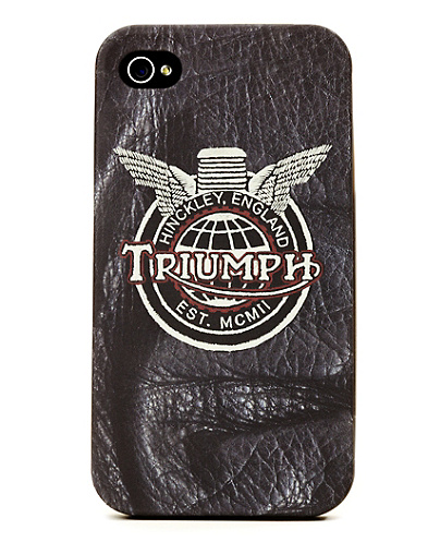 Triumph iPhone&reg; Hard Case*