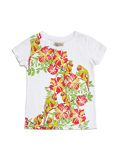 Tropics Parrot T-Shirt*
