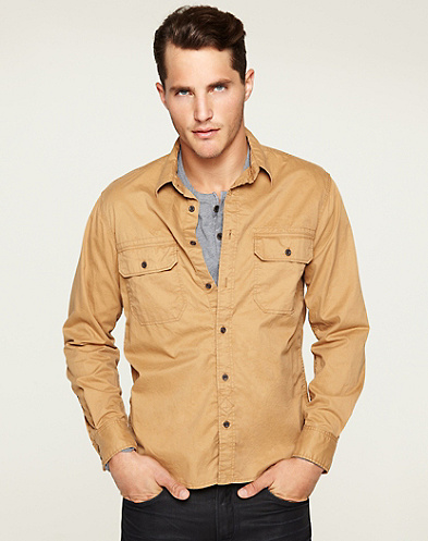 Utility Shirt*