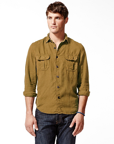 Ventura Linen Shirt