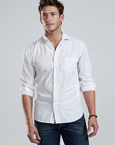 Wanderer One-Pocket Dobby Shirt