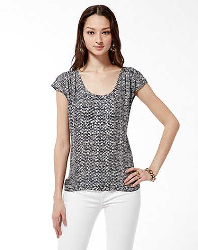 Westward Garden Row Top