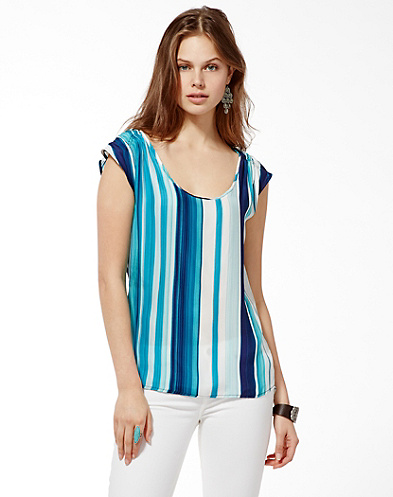 Westward Striped T-Shirt
