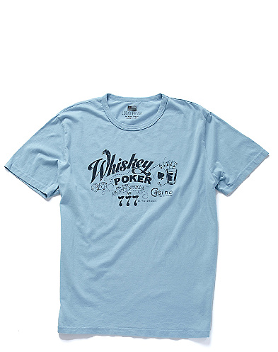 Whiskey Poker T-Shirt*