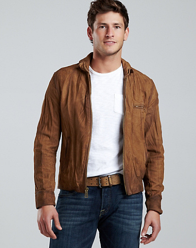 Wickersham Legend Leather Jacket*