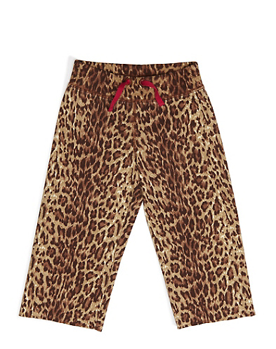 Wild Cat Knit Pants*