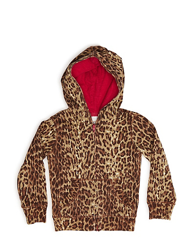 Wild Cat Zip Hoodie*