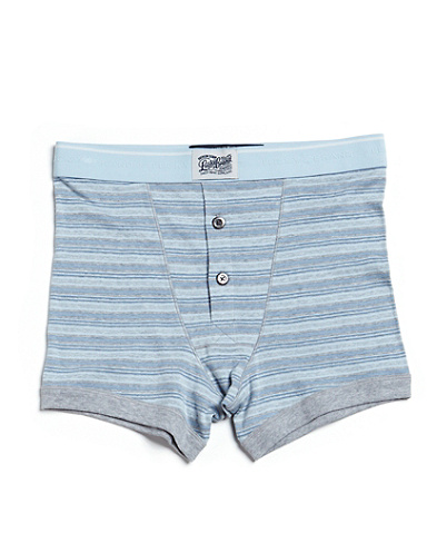 Winter Sky Stripe Boxer Brief*