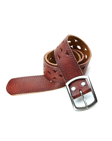 Woodland Cutout Belt