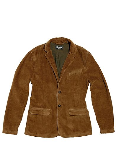 Woodmoor Corduroy Blazer