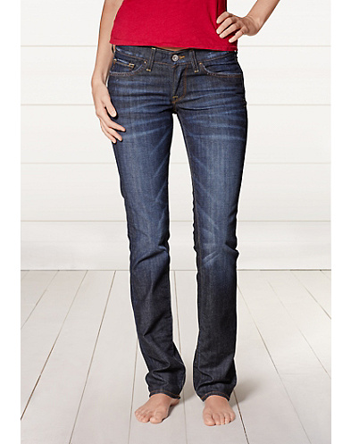 Zoe Straight Jeans - XL Inseam*