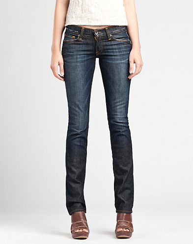 Zoe Straight Jeans