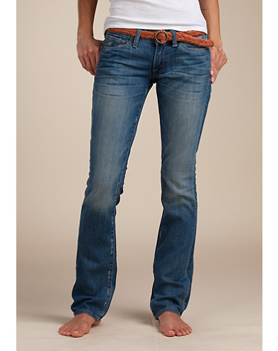 Zoe Straight Jeans*