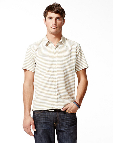 Zuma Stripe Shirt
